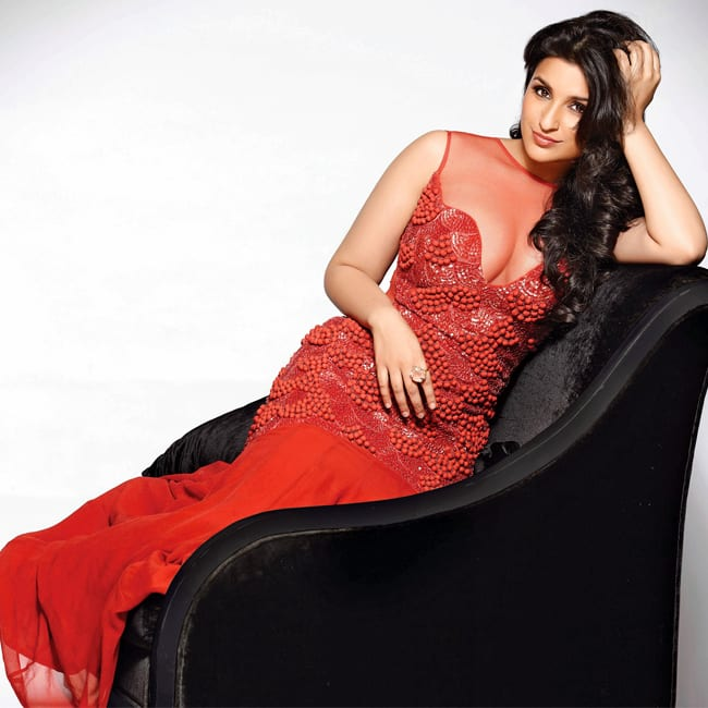Parineeti Chopra looks red hot in this picture