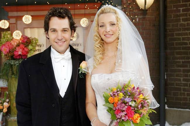 Paul Rudd aka Mike Hannigan was NOT present in the Friends Reunion episode