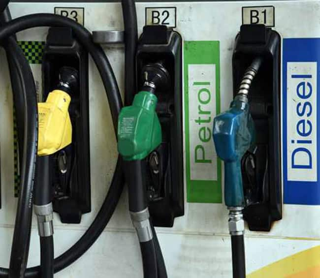 Petrol price cut by 6 paise  diesel by 5 paise