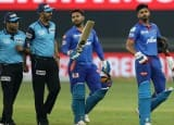 IPL 2020, DC vs KXIP, Match 2 In Pictures: Marcus Stoinis Stars as Delhi Capitals Win Super Over Thriller