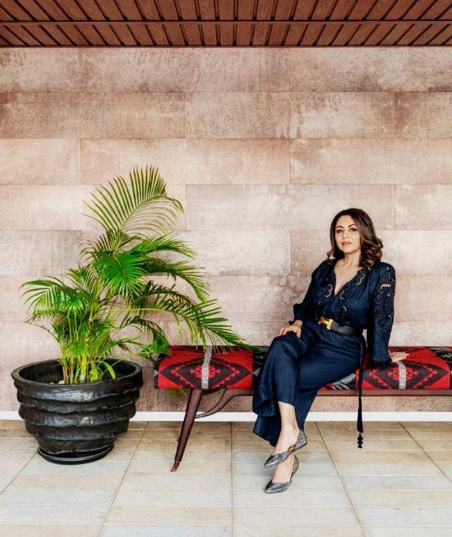Pictures That Take You Inside Shah Rukh Khan and Gauri Khan   s Delhi House