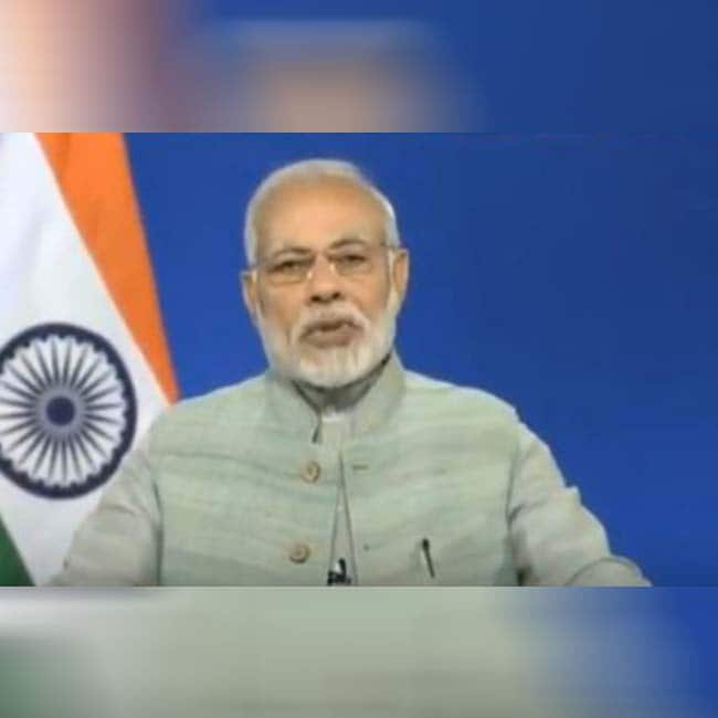 PM Modi Interacts With Farmers Across Country Via Video Conferencing