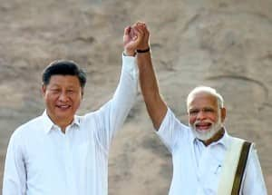 PM Modi Welcomes Chinese President Xi, Tours Him Around Mahabalipuram Ahead of Bilateral Summit