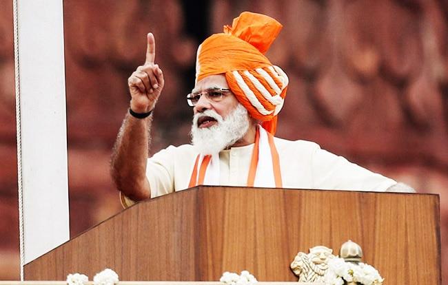 PM Modi Salutes Corona Warriors