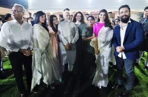 PM Narendra Modi Meets Top Stars of Bollywood at #ChangeWithin Event