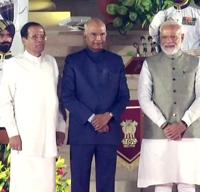 Narendra Modi's Oath-taking Ceremony 2019: List of Global Leaders at Event - See Pics