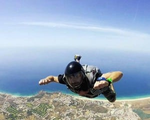 The list of Best Skydiving Places to go in 2019 in India