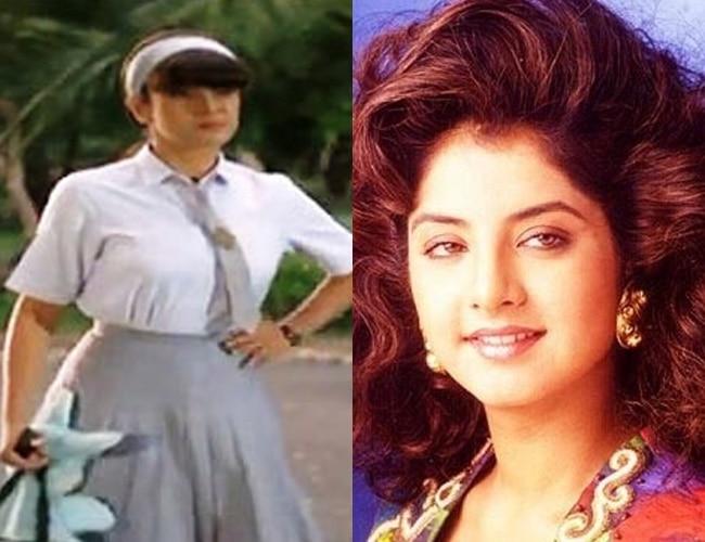 Divya bharti sexy