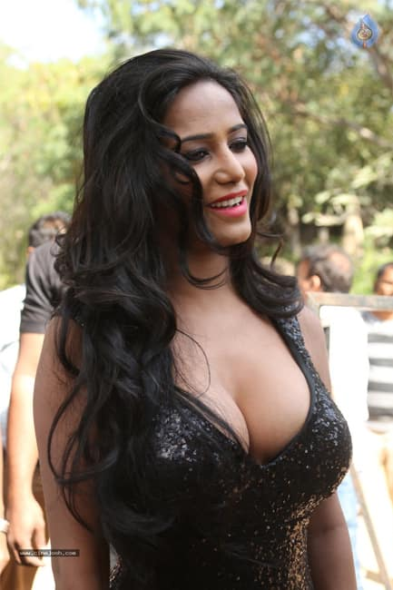The pandey boobs ponam hot showing that