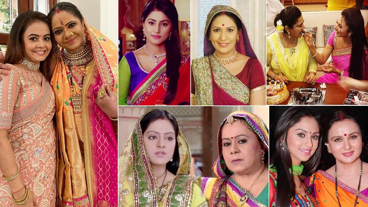 Popular saas bahu Jodi that show real love in relationship in TV