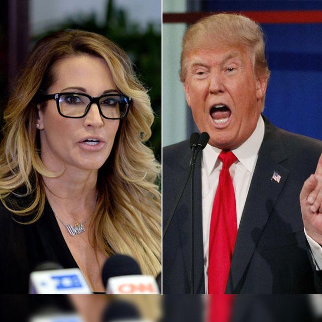 Porn movie actress Jessica Drake accused Donald Trump of sexual assault