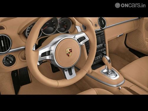 Porsche Boxter Interior img2