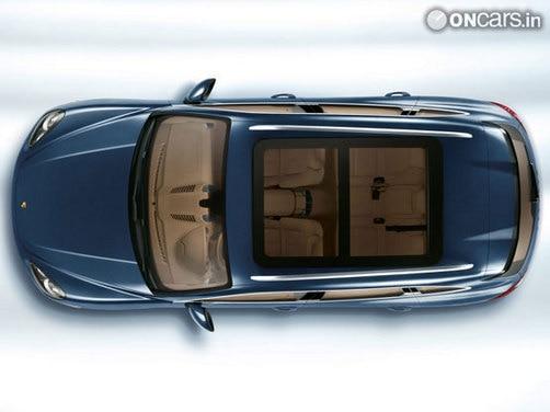 Porsche Cayenne Diesel Interior img2