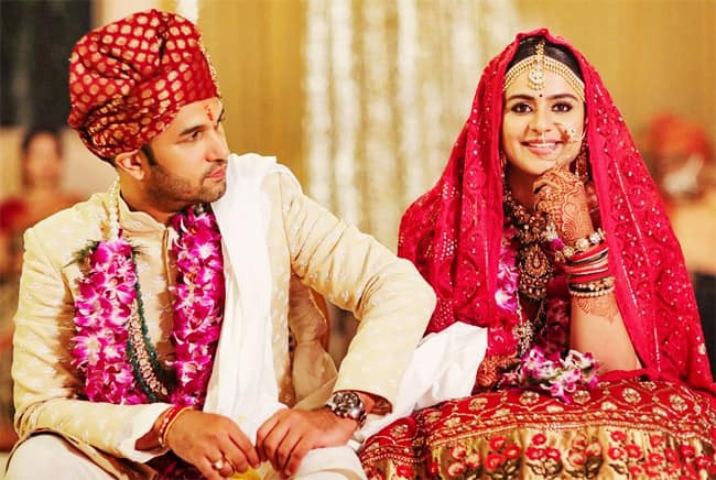 Prachi Tehlan Wedding Pictures Go Viral