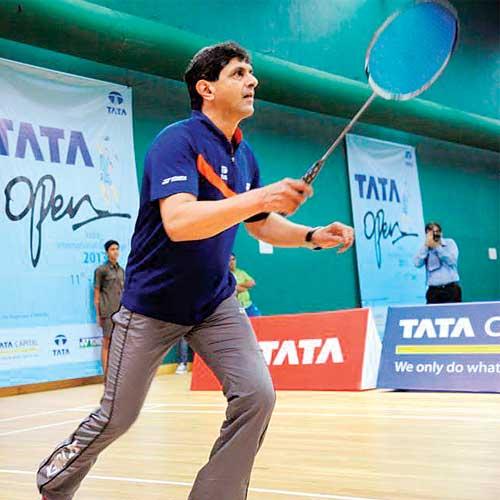 Prakash Smashing His Way to Glory