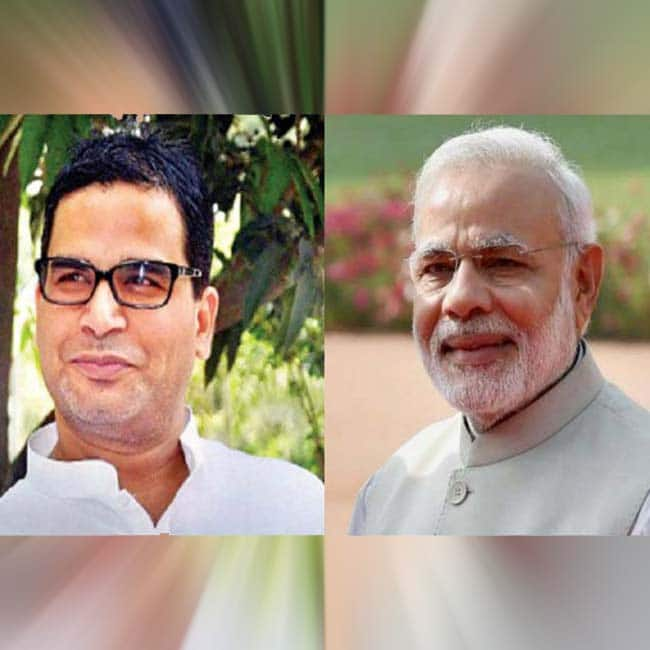 Prashant Kishor Likely to Join Hands With BJP  May Strategise PM Modi   s Campaign in 2019 Lok Sabha Elections  Reports