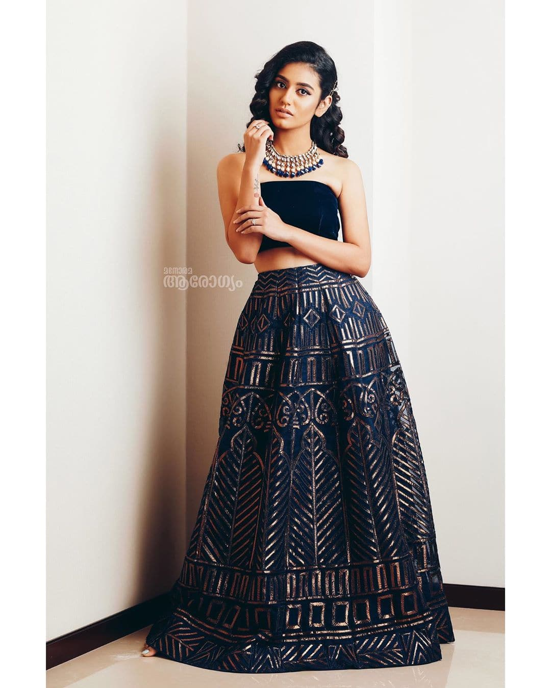 Priya Prakash Varrier Proves to be a True Style Icon