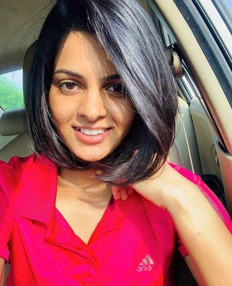 Priya Punia is Cute Overloaded