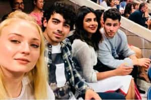 Priyanka Chopra And Nick Jonas' Tuesday Evening is All About Double Date With Joe Jonas And Sophie Turner
