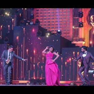 Inside pictures of the performances and fun at Zee Cine Awards 2018