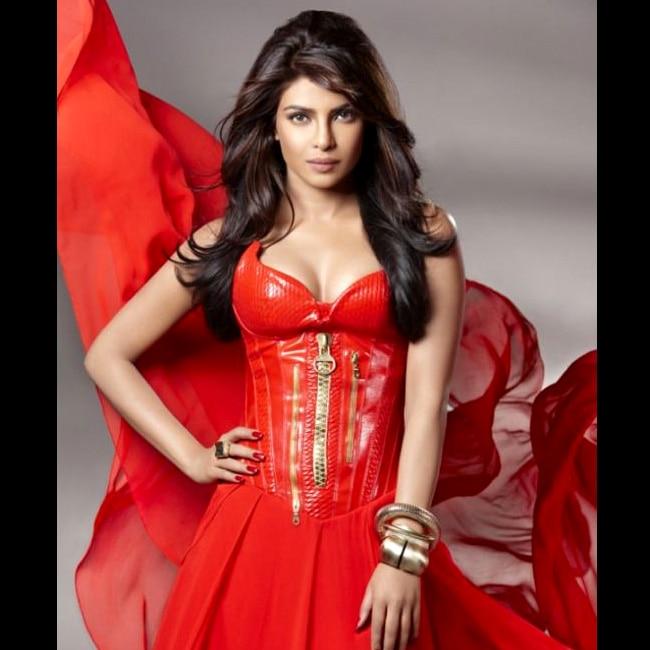 Priyanka Chopra in sultry avatar
