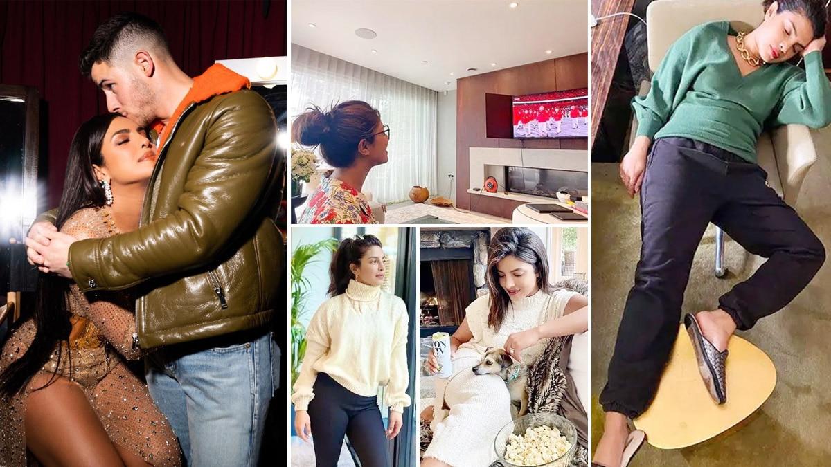 Priyanka Chopra Jonas    London Home is Lavish And Gorgeous
