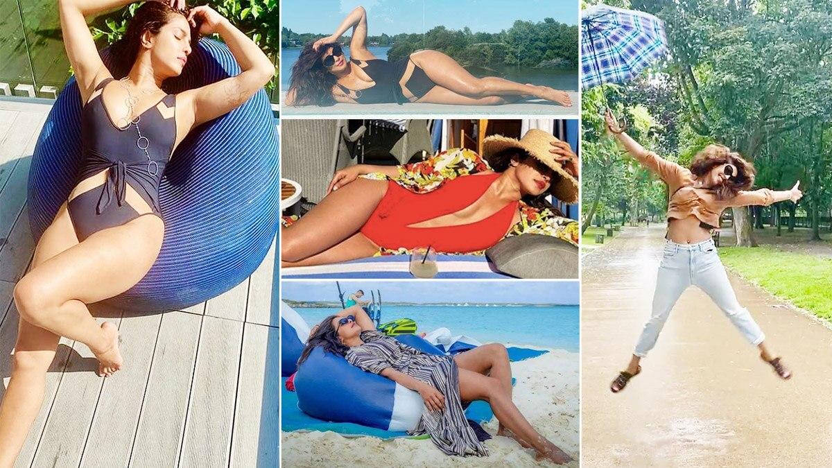 Priyanka Chopra Looks Glamourous