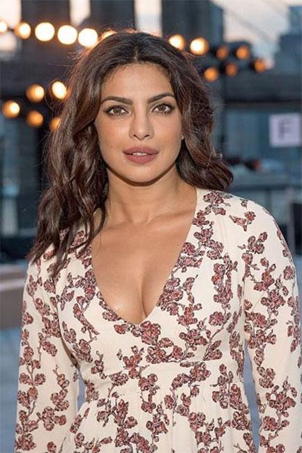 Priyanka Chopra poses for a hot picture