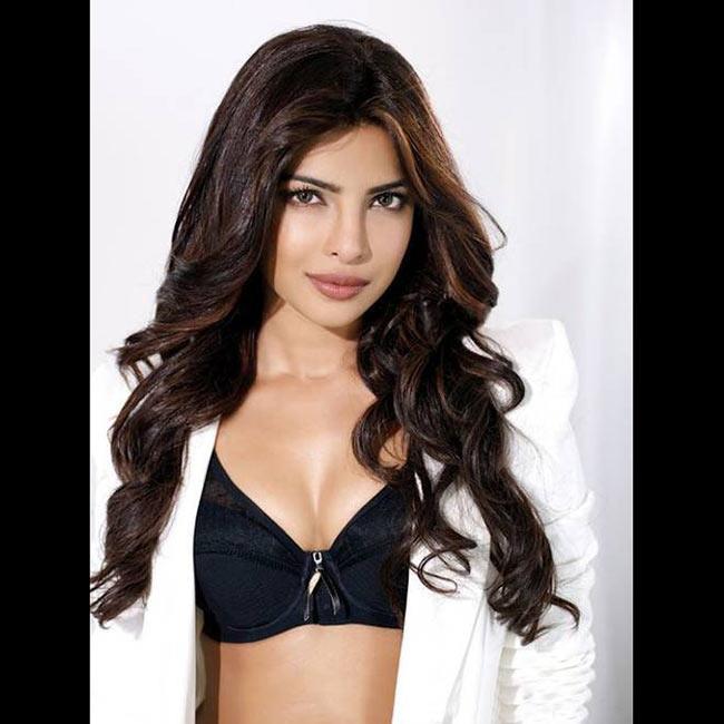 Priyanka Chopra sizzles during a bold shoot