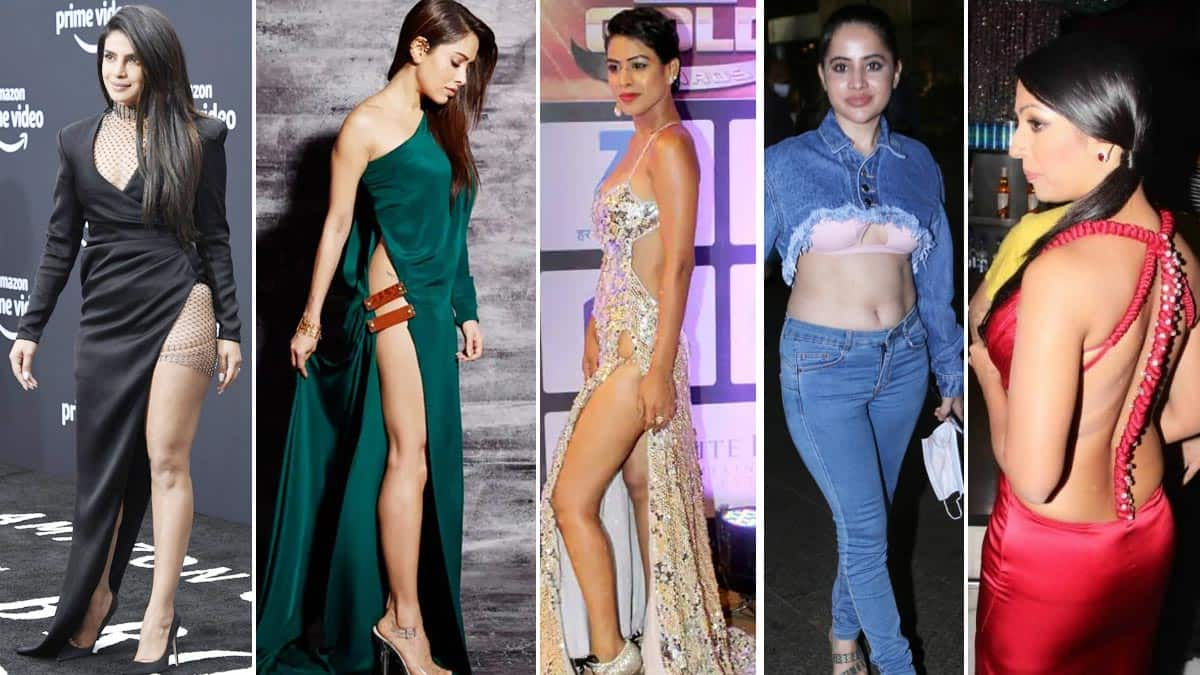 Priyanka Chopra To Kangana Ranaut  Divas Who Went Strangely Bold But Failed To Impress