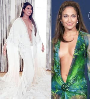 Priyanka Chopra's Hot Dress at Grammys 2020 Inspired by Jennifer Lopez' Iconic Versace Dress?