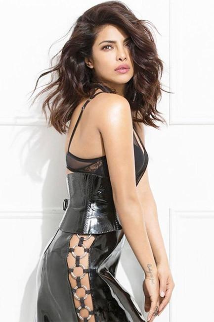 Priyanka Chopra   s super hot photo shoot