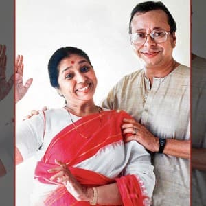 R.D Burman 77th birthday special: Glimpse of his musical love story with Asha Bhosle through pics