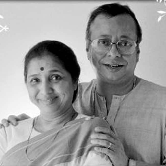 R  D Burman and Asha Bhosle were meant for each other