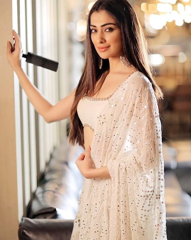 Raai Laxmi Flaunts Her Eid Look