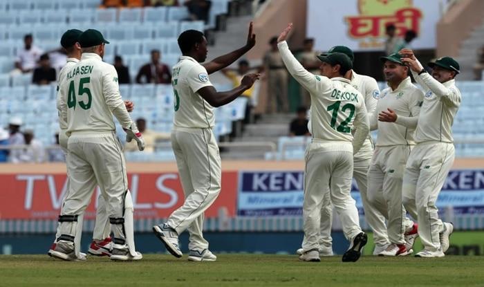 Rabada wrecks havoc on India s top order