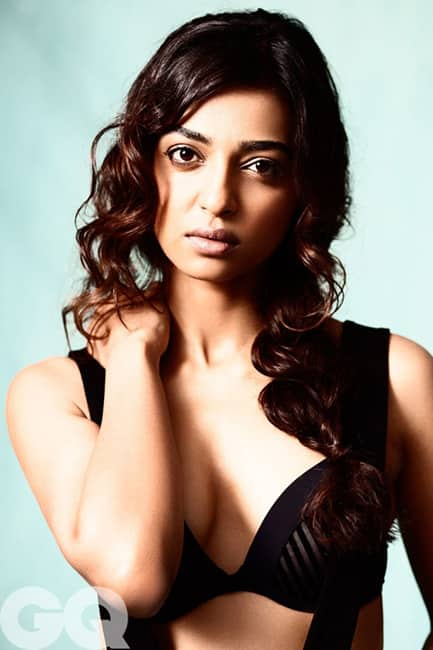 Radhika Apte poses for a bold picture
