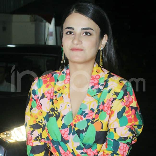Radhika Madan looks sexy but what s with those tights