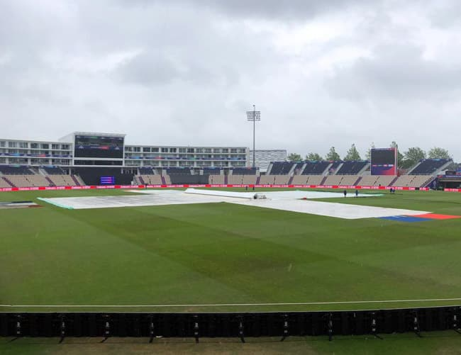 Rain To Play Spoilsport