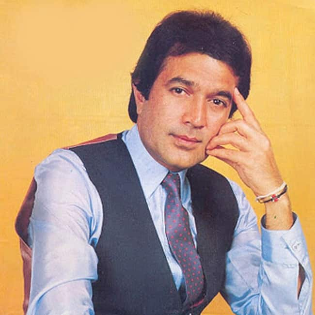 Rajesh Khanna   s original name is Jatin Khanna