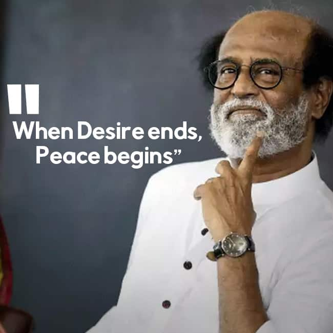 10 Quotes By Superstar Rajinikanth That Will Motivate You For Life
