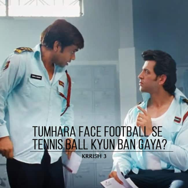 Rajpal Yadav   s funny dialogue in    Krrish 3