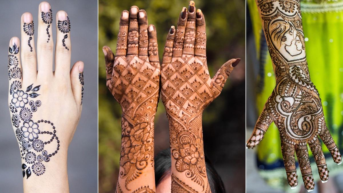 Raksha Bandhan  Easy and Beautiful Mehndi Designs to Make This Raksha Bandhan Special