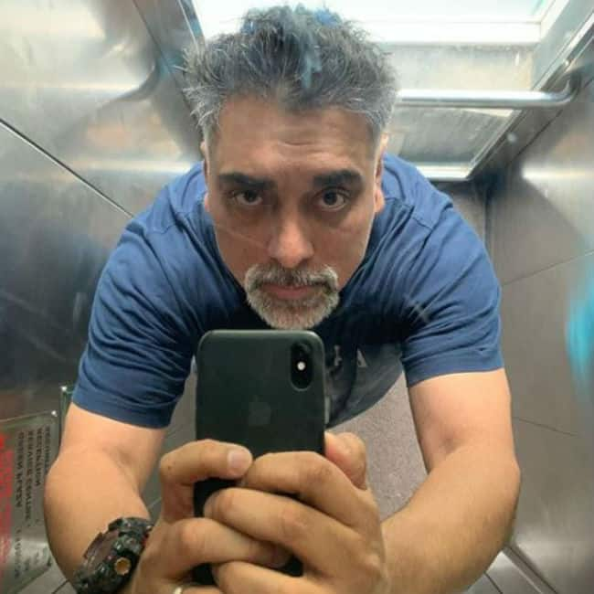 Ram Kapoor Flaunts His Physique And Salt And Pepper Look