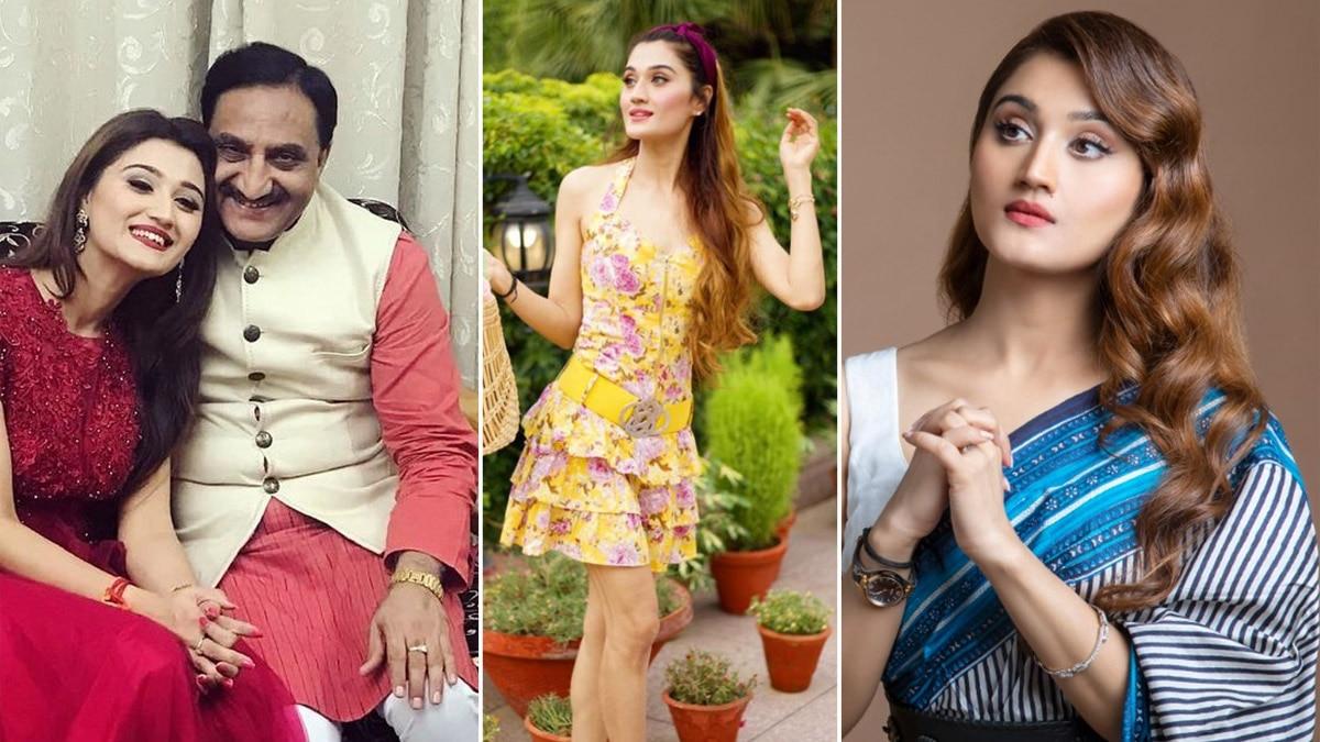 Ramesh Pokhriyal s daughter Arushi Nishank is a glamorous diva