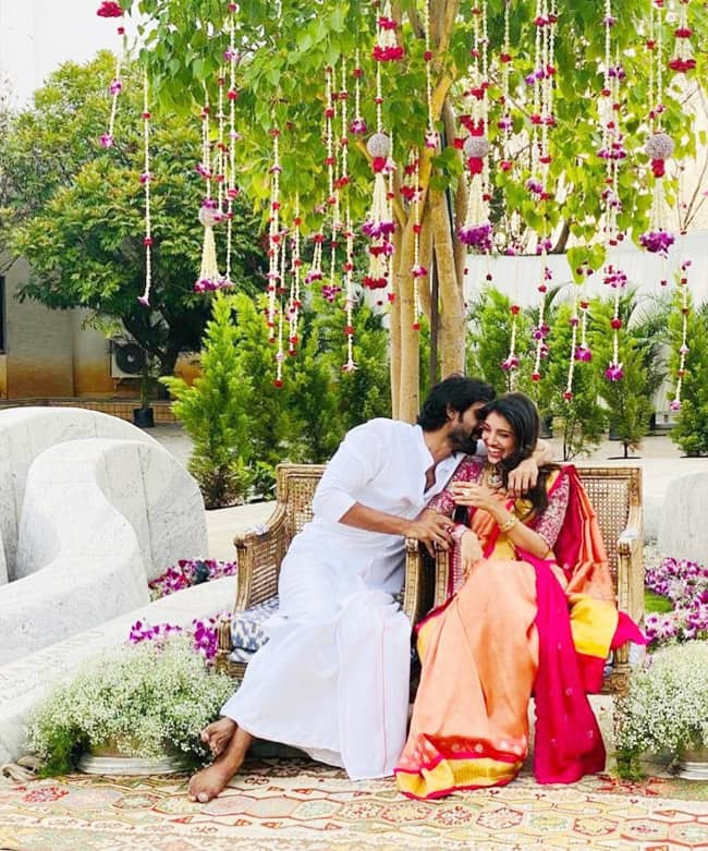 Rana Daggubati And Miheeka Bajaj officially committed in a hush-hush ceremony