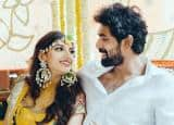 PICS: Rana Daggubati-Miheeka Bajaj Look Lovely in Their Haldi And Mehendi Ceremonies