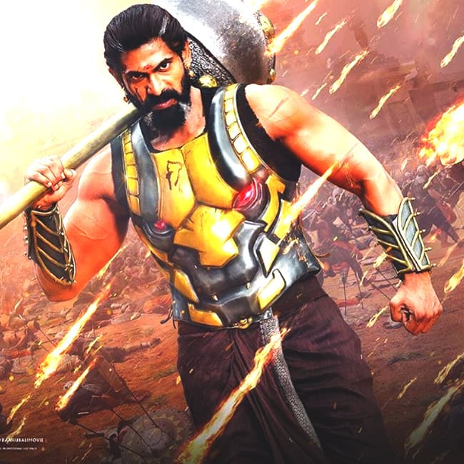 Rana Daggubati on Baahubali 2   s first poster