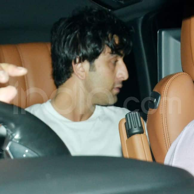 Ranbir and Ajay together