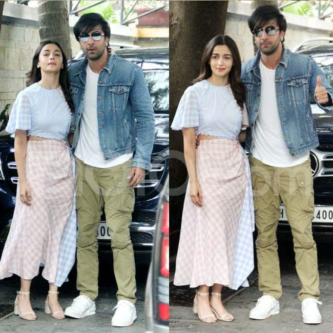 Ranbir Kapoor and Alia Bhatt s latest pictures together